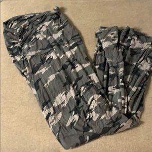 Bobeau Maxi Skirt